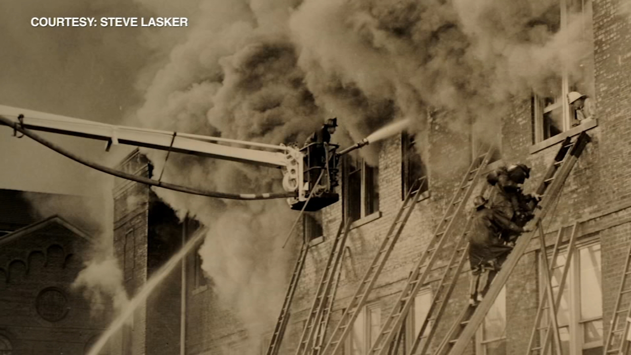 Saturday marks the 60th anniversary of the Our Lady Of Angels school fire in Chicagos Humboldt Park neighborhood, which claimed 95 lives.