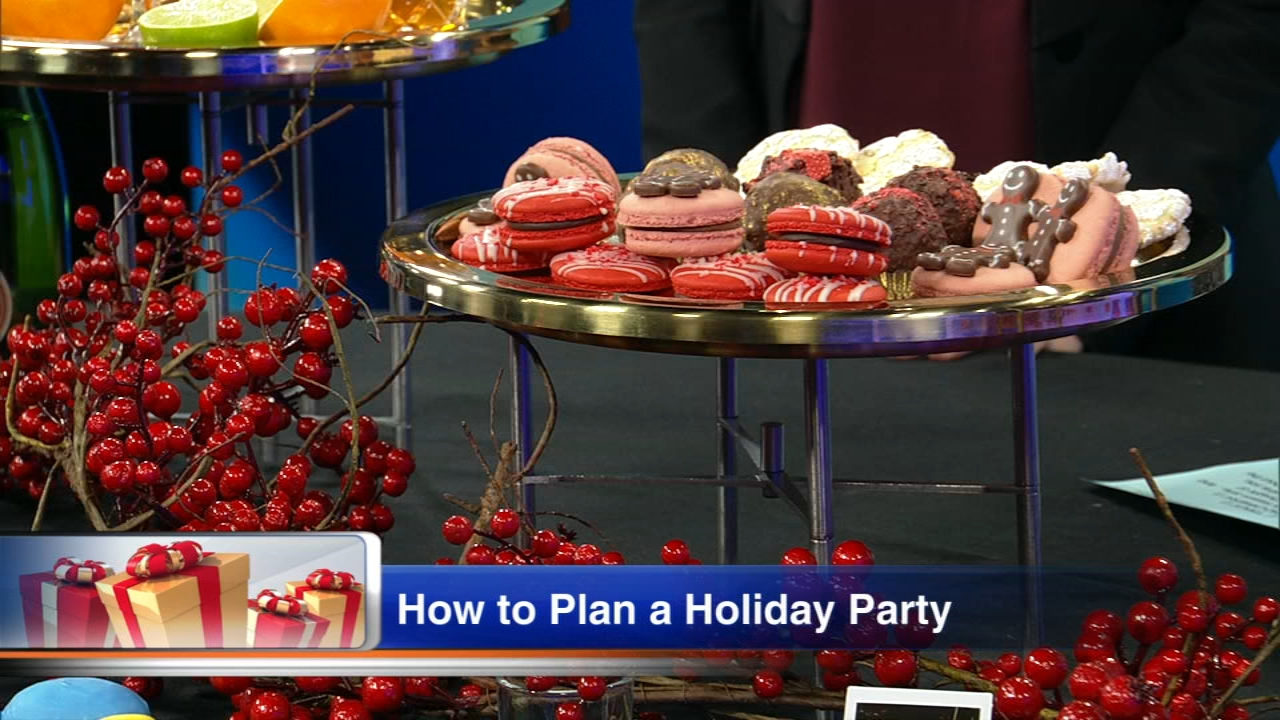 Beatriz Jara from the Wit Hotel gives tips on how to make your holiday party a smash.