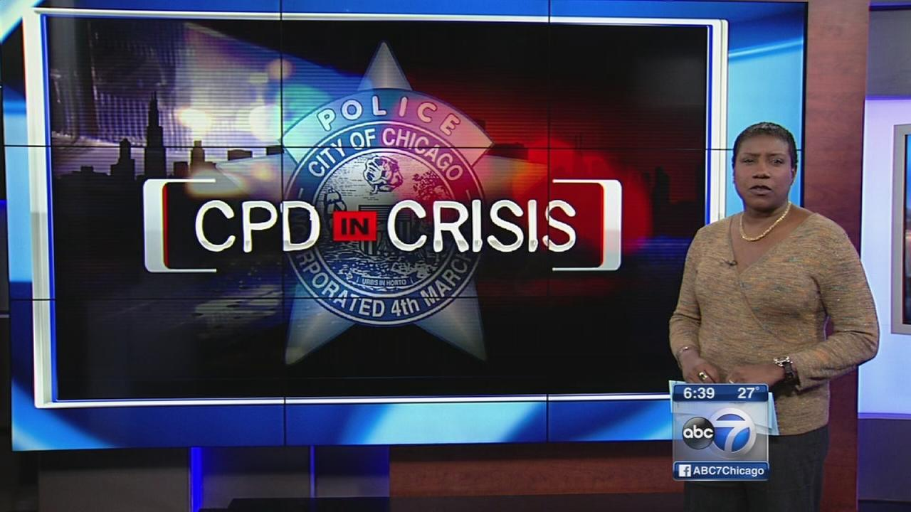 CPD supporters rally after weeks of anti-police protests