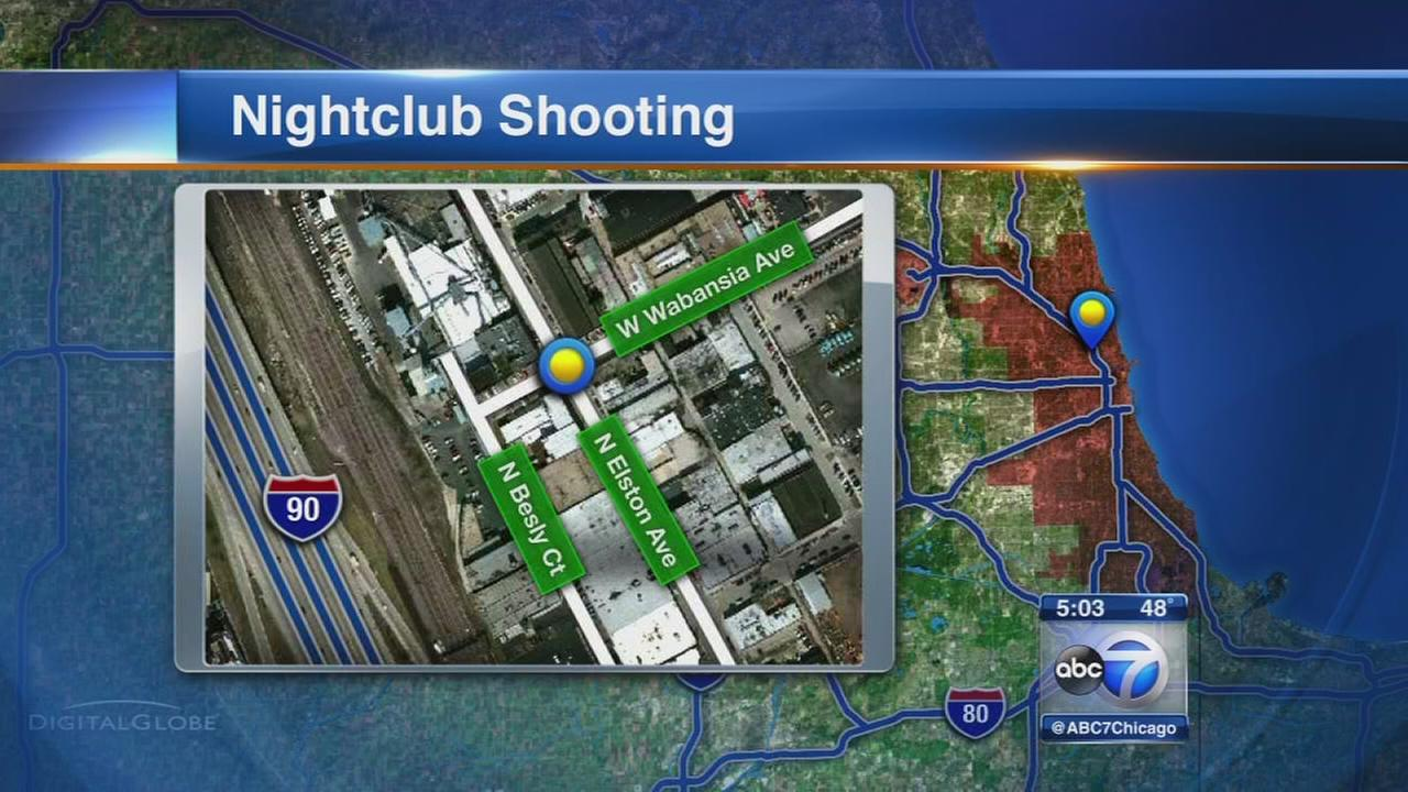 2 shot outside Bucktown nightclub, police say
