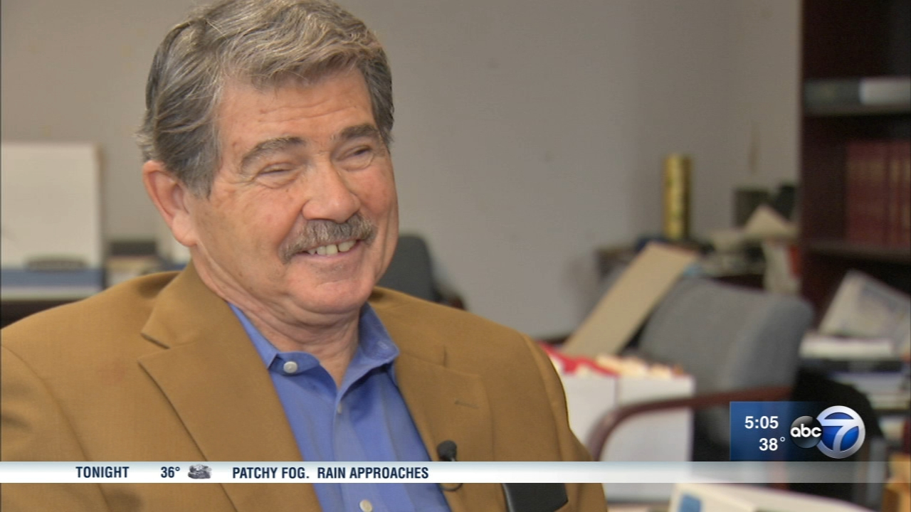 After nearly 40 years of service, David Orrs last day as Cook County Clerk was Friday.