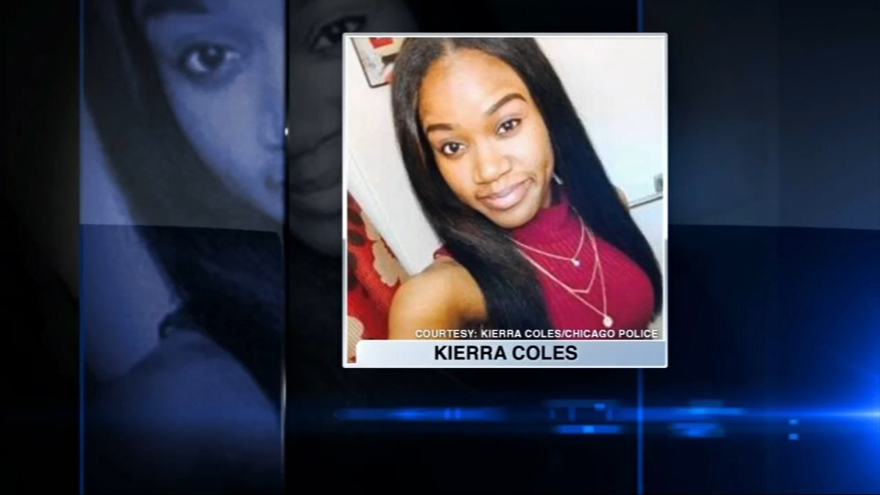 Kierra Coles, 27, has been missing since Oct. 2. She was last seen leaving her apartment at 81st Street and Vernon Avenue on Chicago's South Side wearing her postal worker uniform.