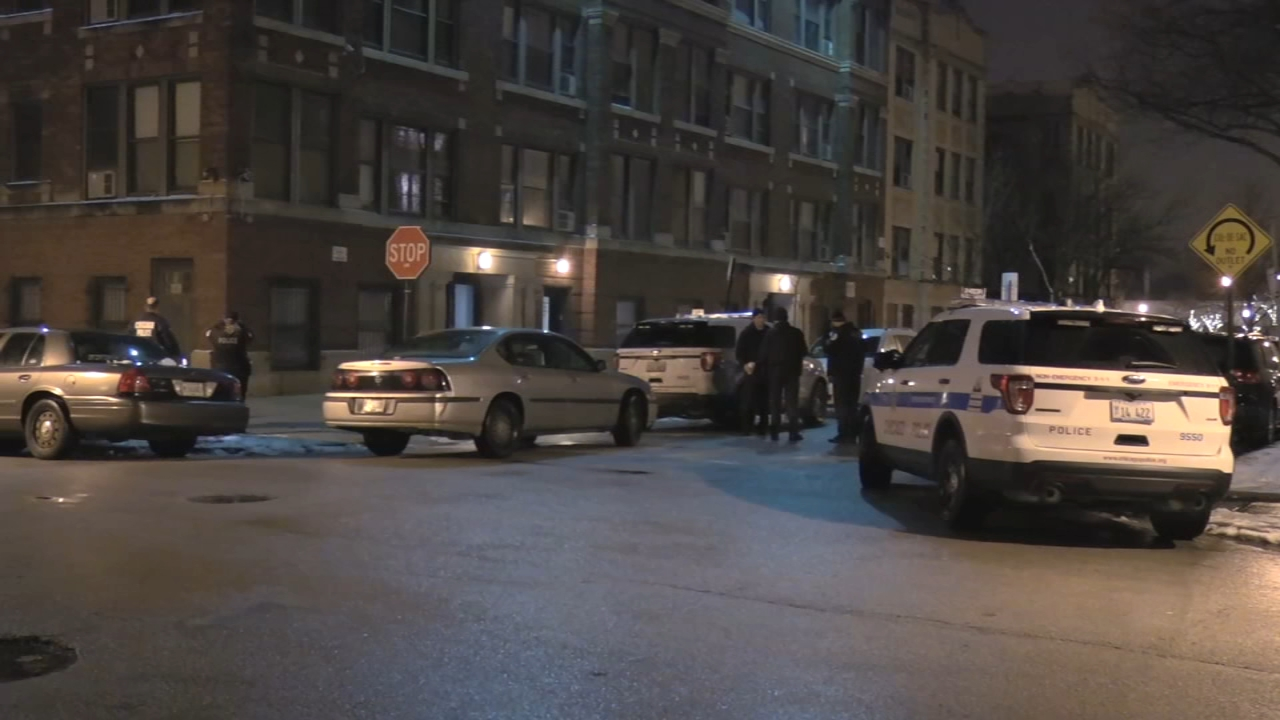 A 41-year-old man was shot and killed in the Rogers Park neighborhood Thursday night, Chicago police said.