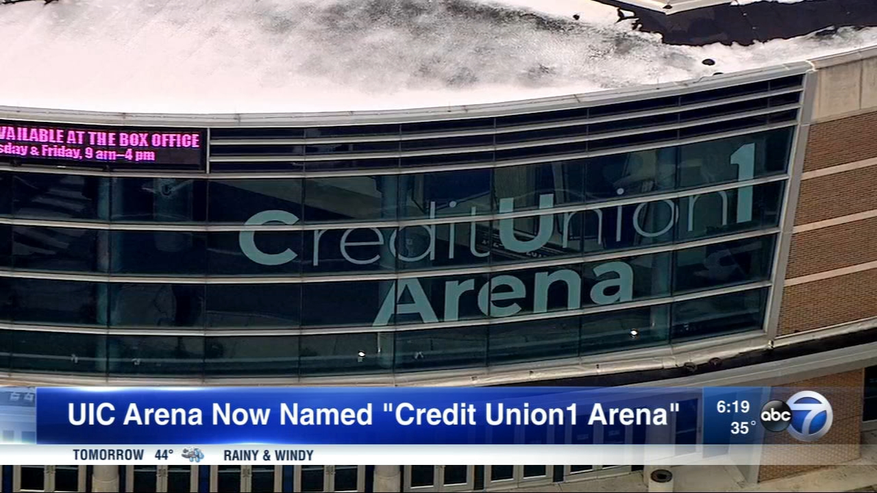 School officials say the 15-year naming rights deal for the arena on the UIC campus will benefit students.