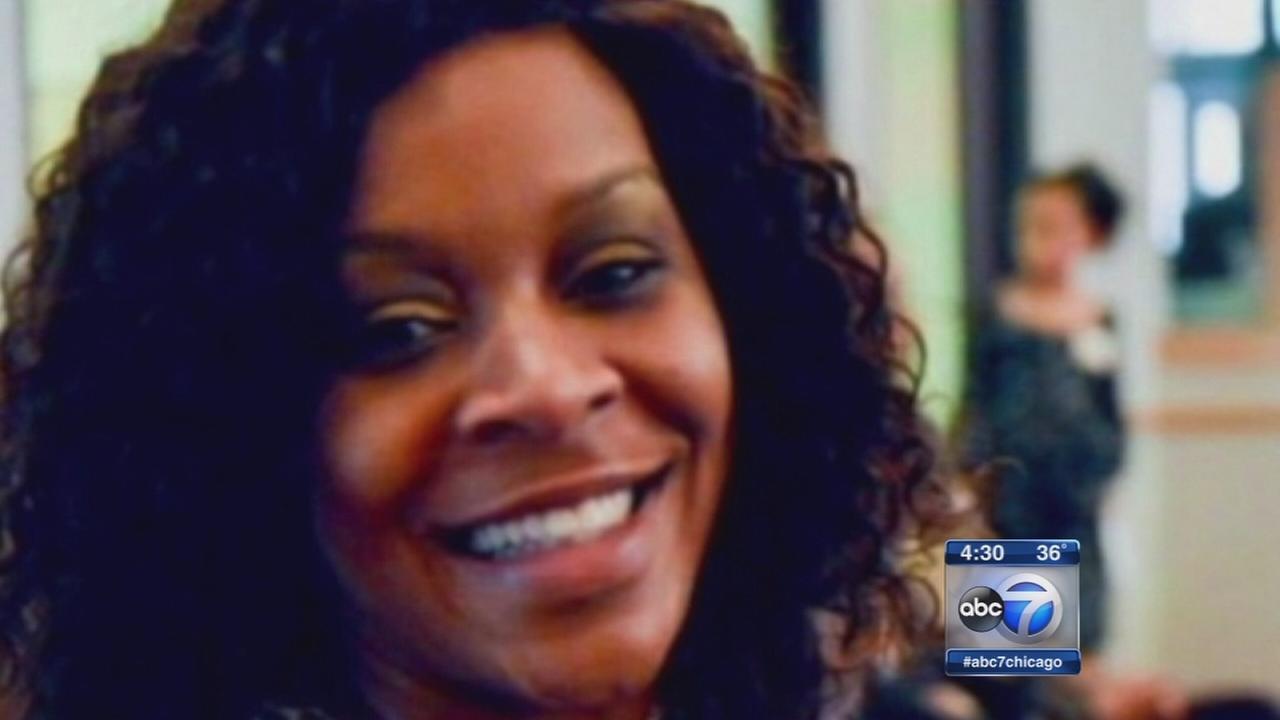 Sandra Bland family talks