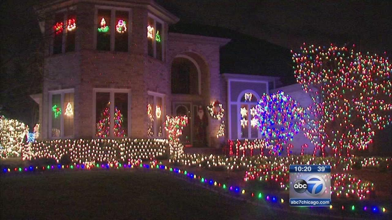Holiday Lights: Talwar family