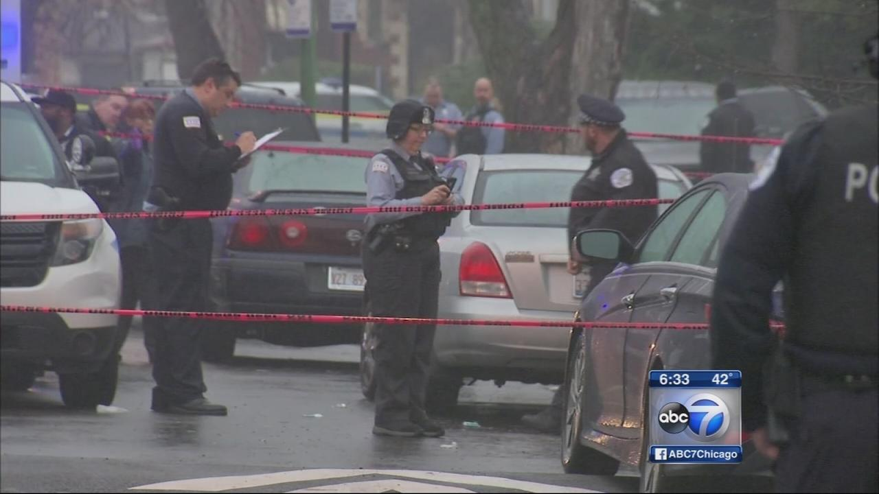 Police shoot person on Far South Side
