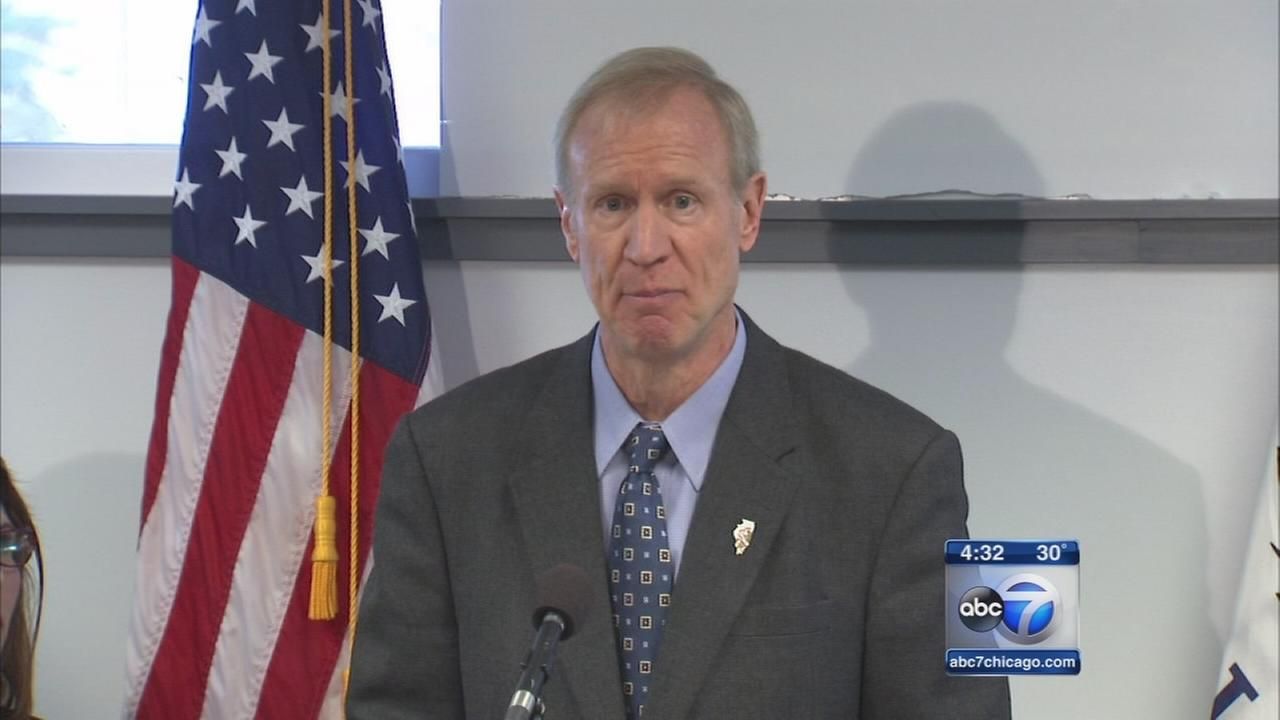 Rauner would sign Chicago mayor recall bill