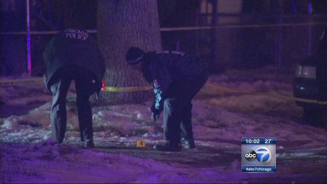 2 teens killed in Grand Crossing shooting