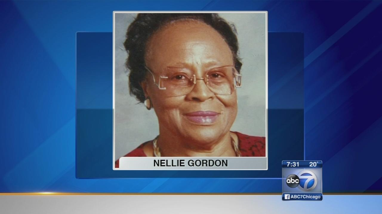 90-year-old woman dies in cold