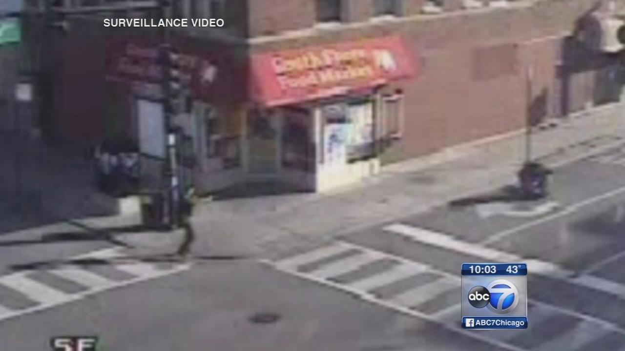 Cedrick Chatman police shooting video released