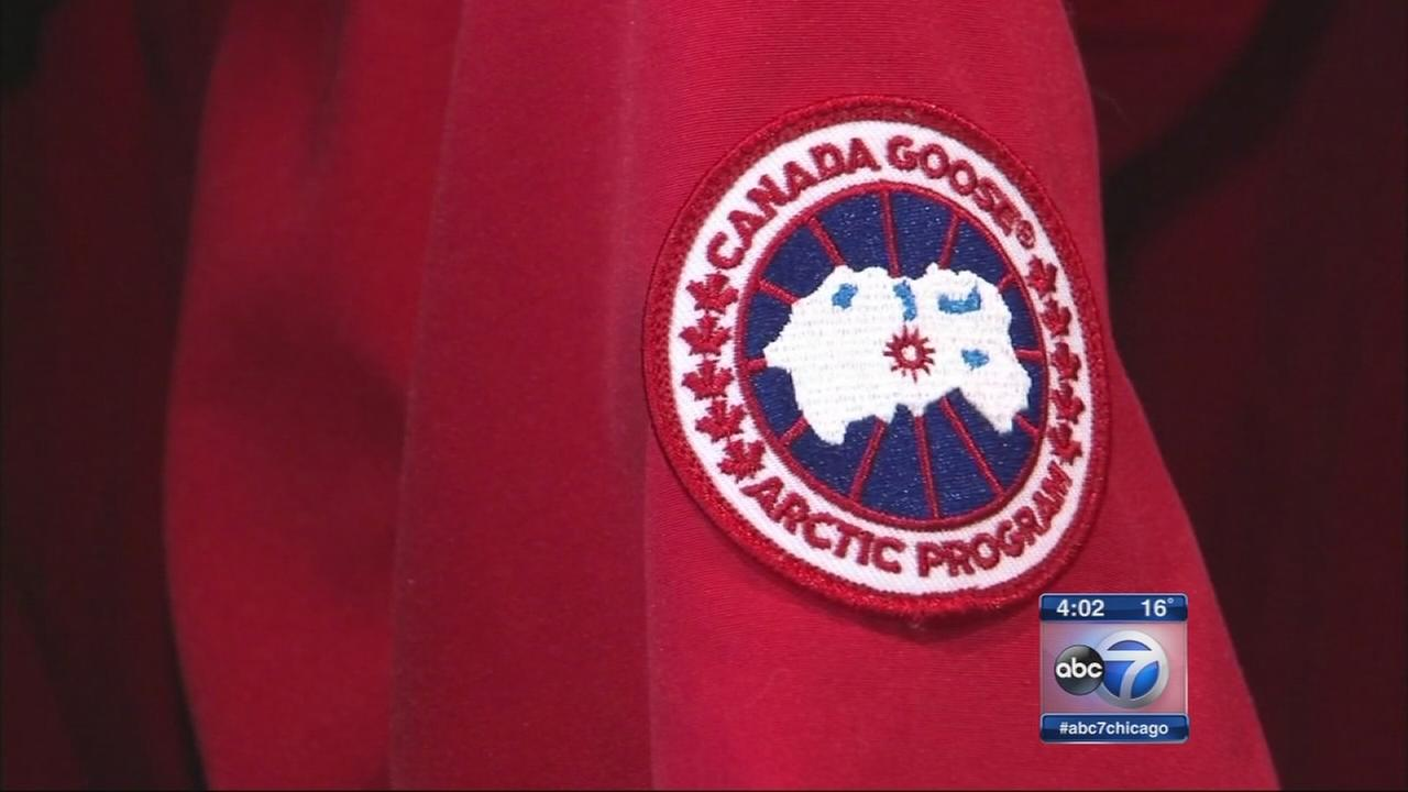Canada Goose coats are warm but also target for thieves