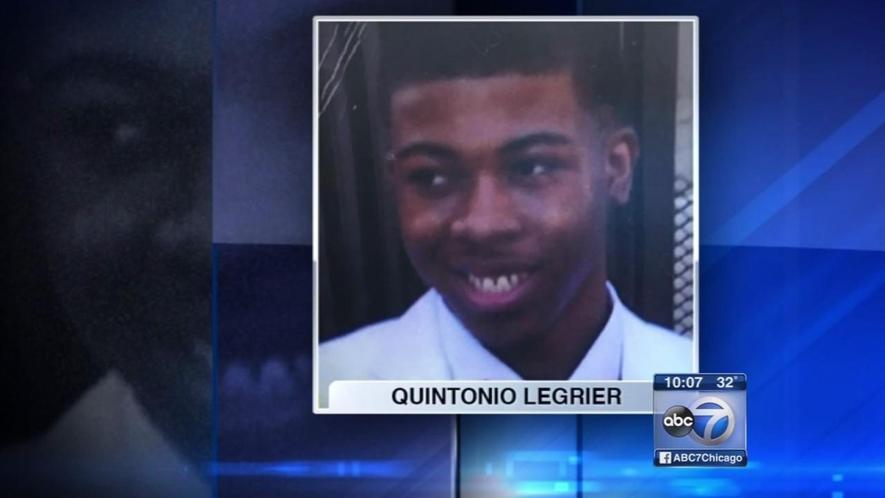 Quintonio LeGrier remembered at NIU memorial