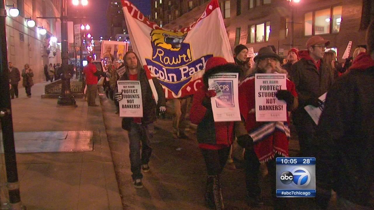16 arrested during CTU rally