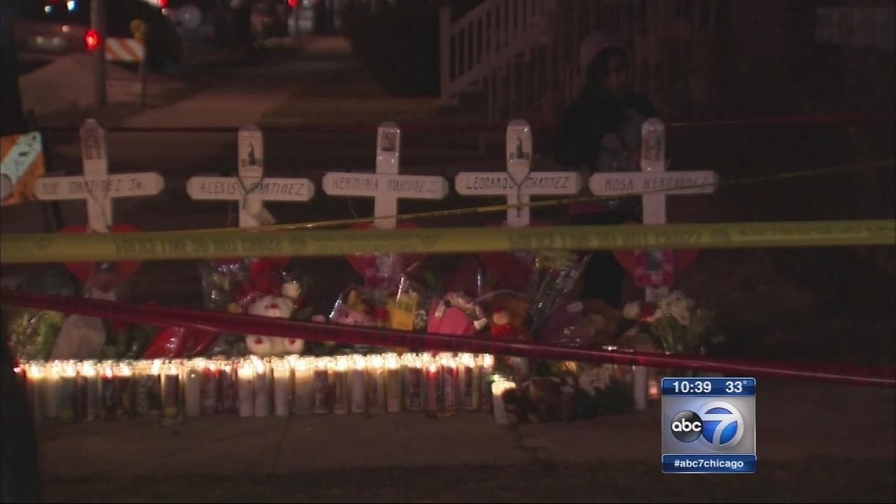 Family murdered in Gage Park was targeted