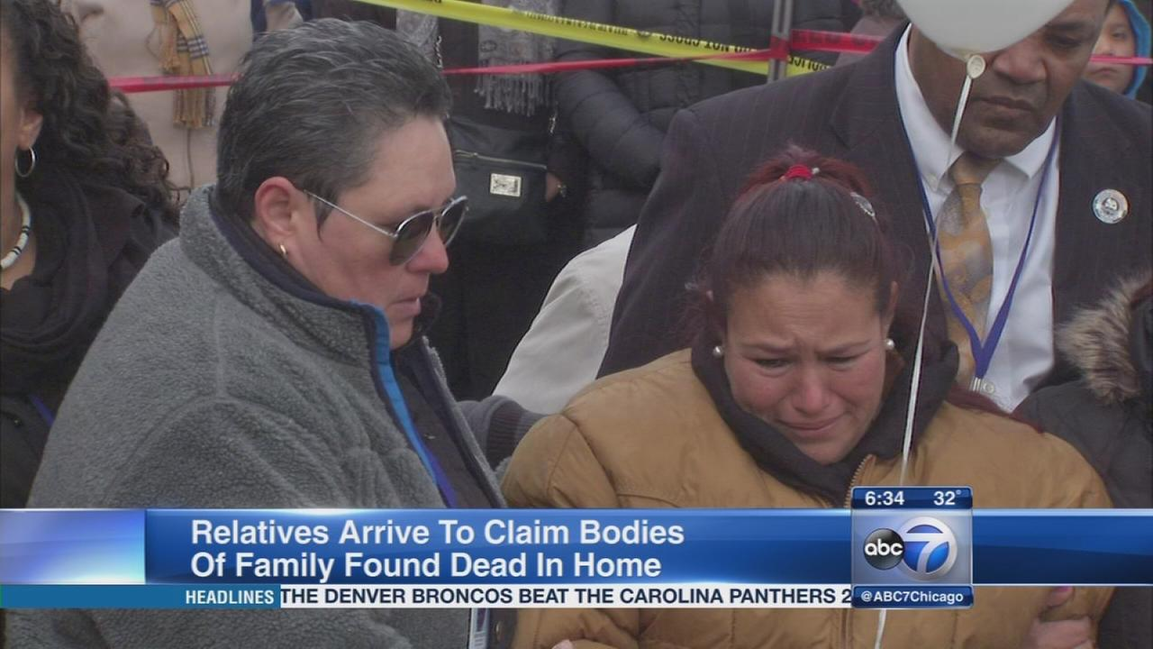 Relatives of murdered Gage Park family seek answers
