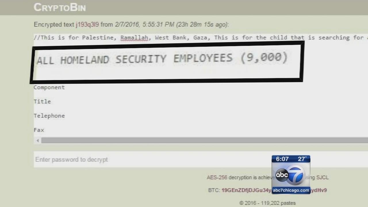 Cyberattacks target 2 federal agencies