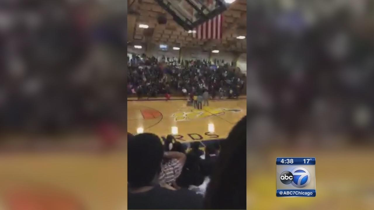 Thornwood students suspended after firecracker senior prank