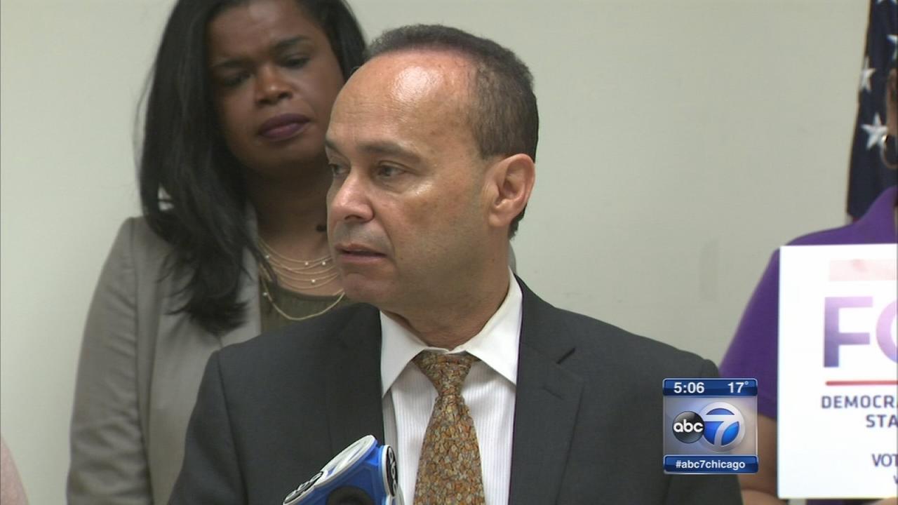 Rep. Gutierrez changes endorsement from Alvarez to Foxx