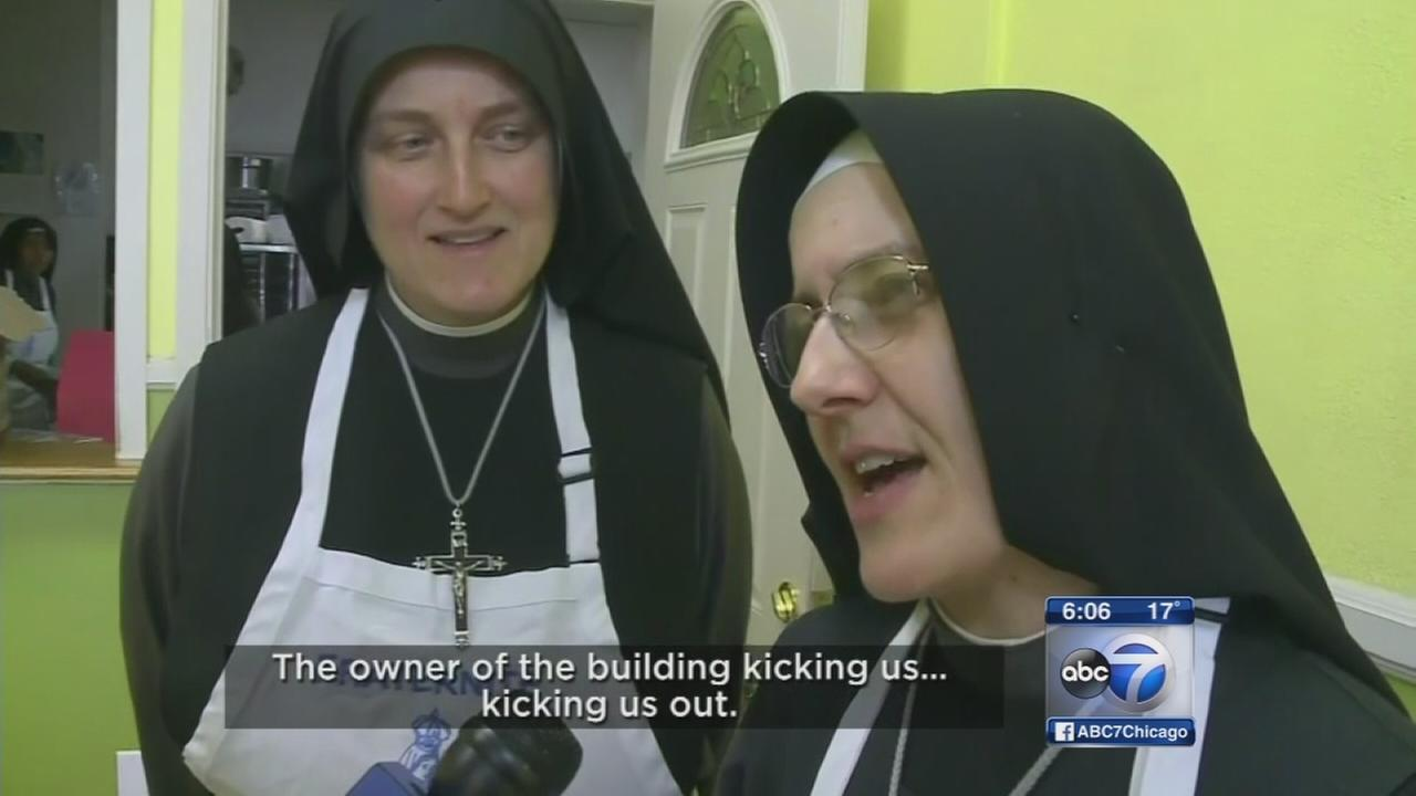 Chicago nuns facing eviction in San Francisco