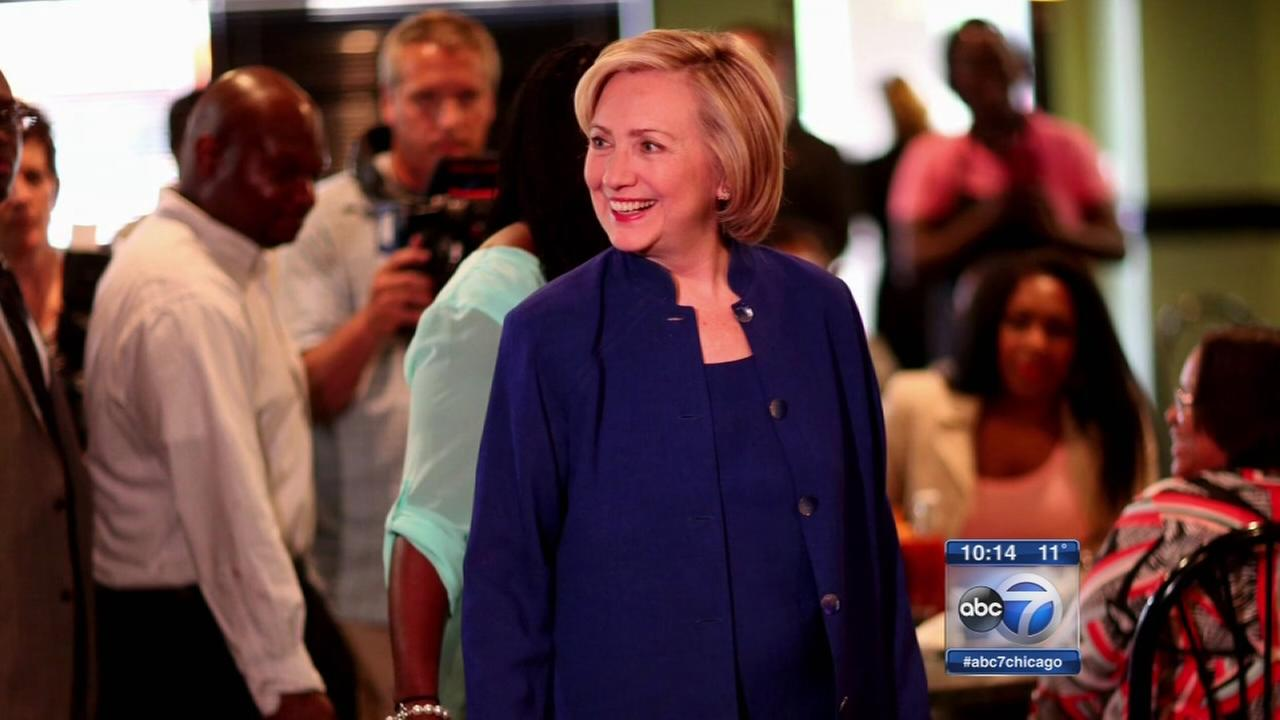Sandra Blands mother to join Hillary Clinton in Chicago