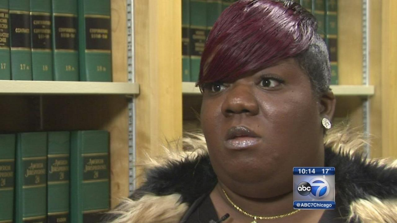Chicago mom says cops raided wrong apartment