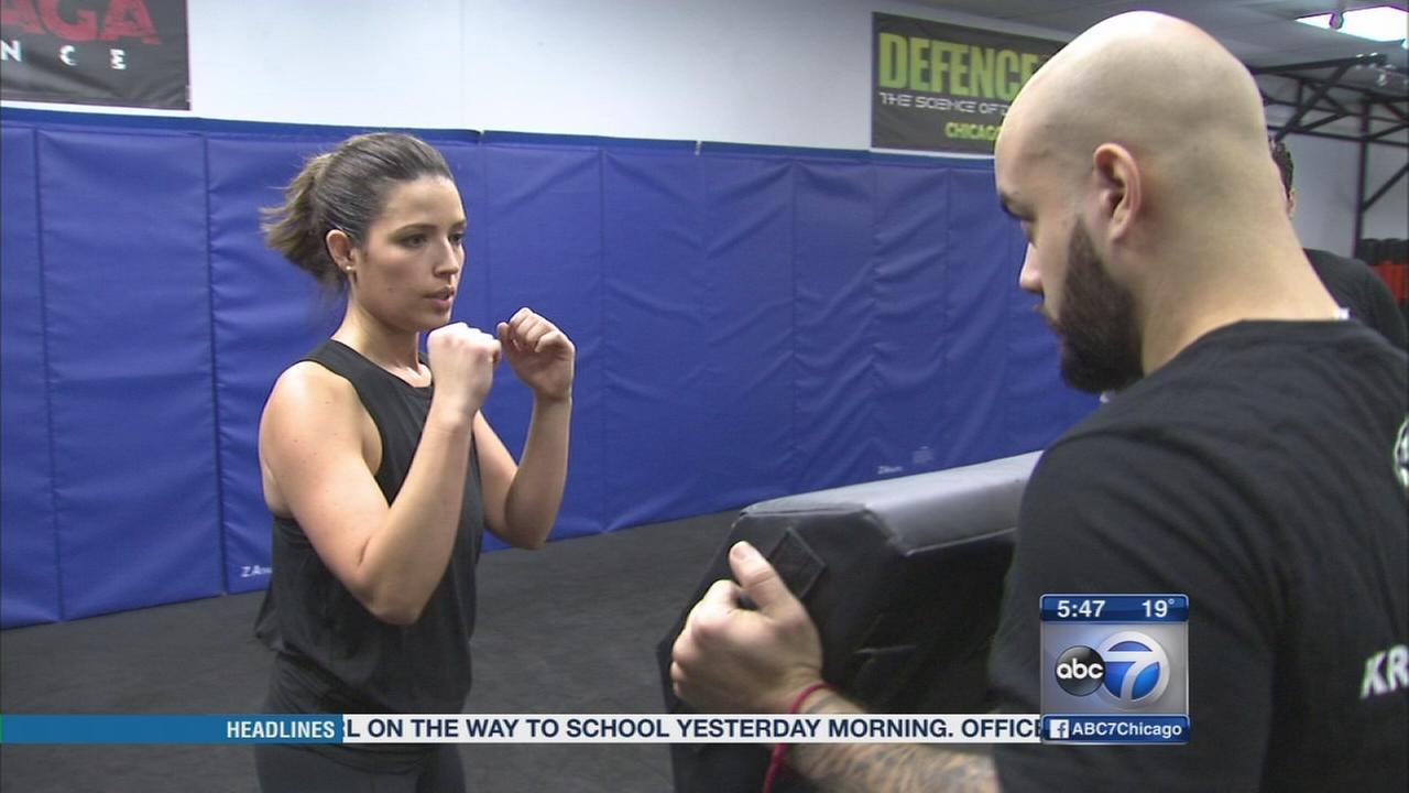 Fitness Friday: Shadow boxing, Krav Maga
