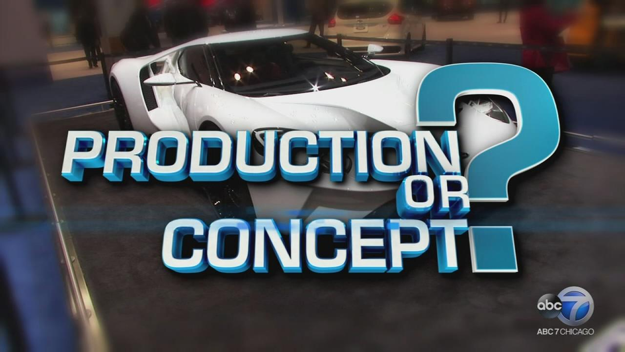 Production or concept car?