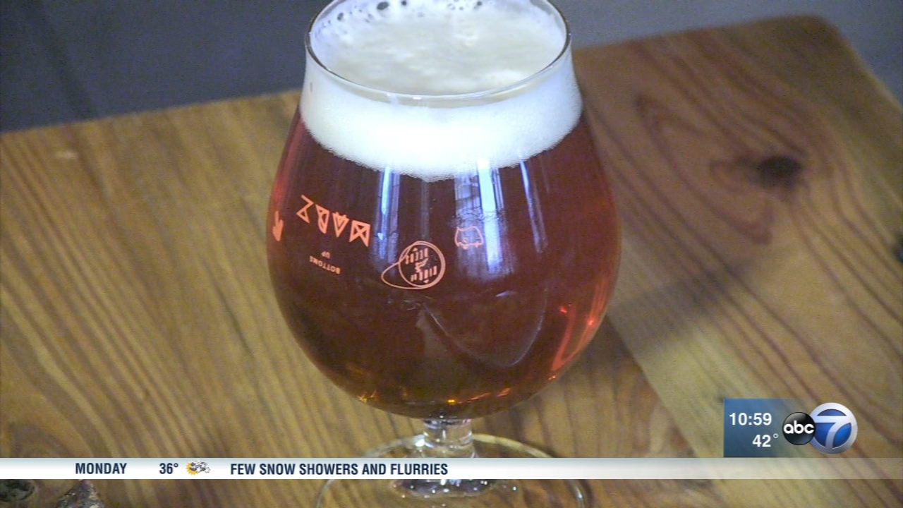 Hungry Hound: Marz Brewing