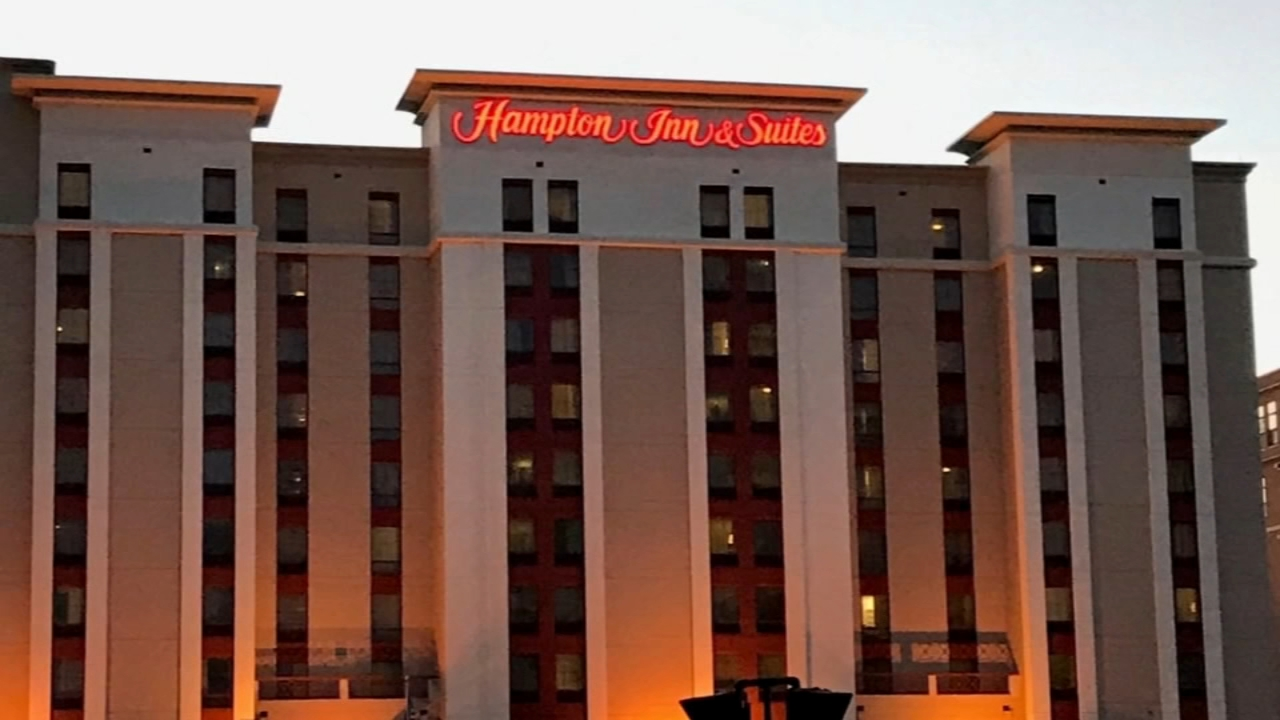 A woman filed a $100 million lawsuit after she alleges that she was recorded without her consent at a Hampton Inn and Suites in downtown Albany.