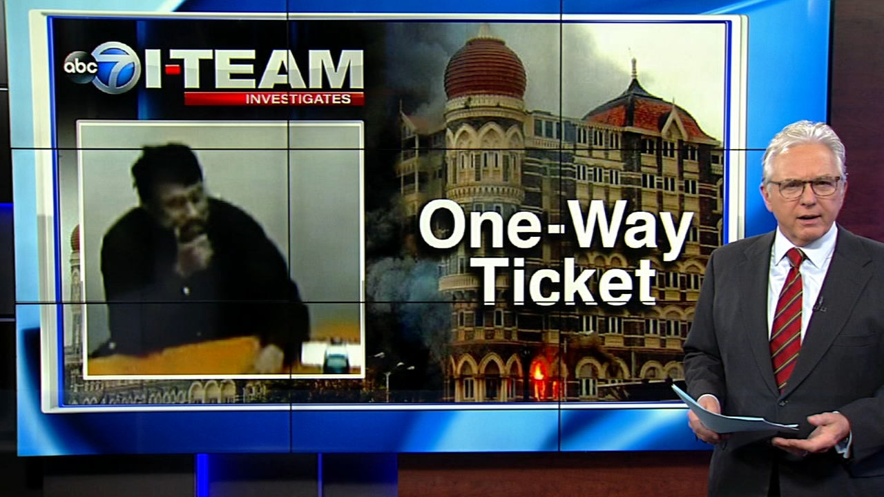Chuck Goudie and the ABC7 I-Team have learned that U.S. officials are ironing out details of a one-way ticket for Chicago travel agent Tahawwur Rana -- what would be an extraordina