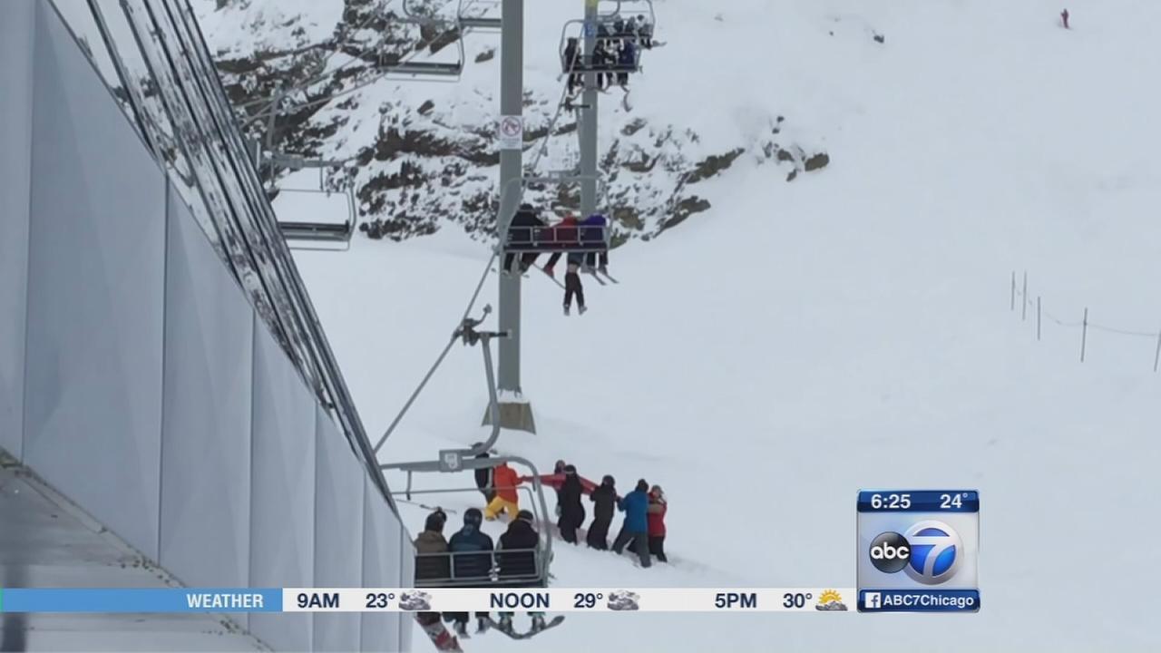 11-year-old boy slips off ski lift in Whistler, Canada