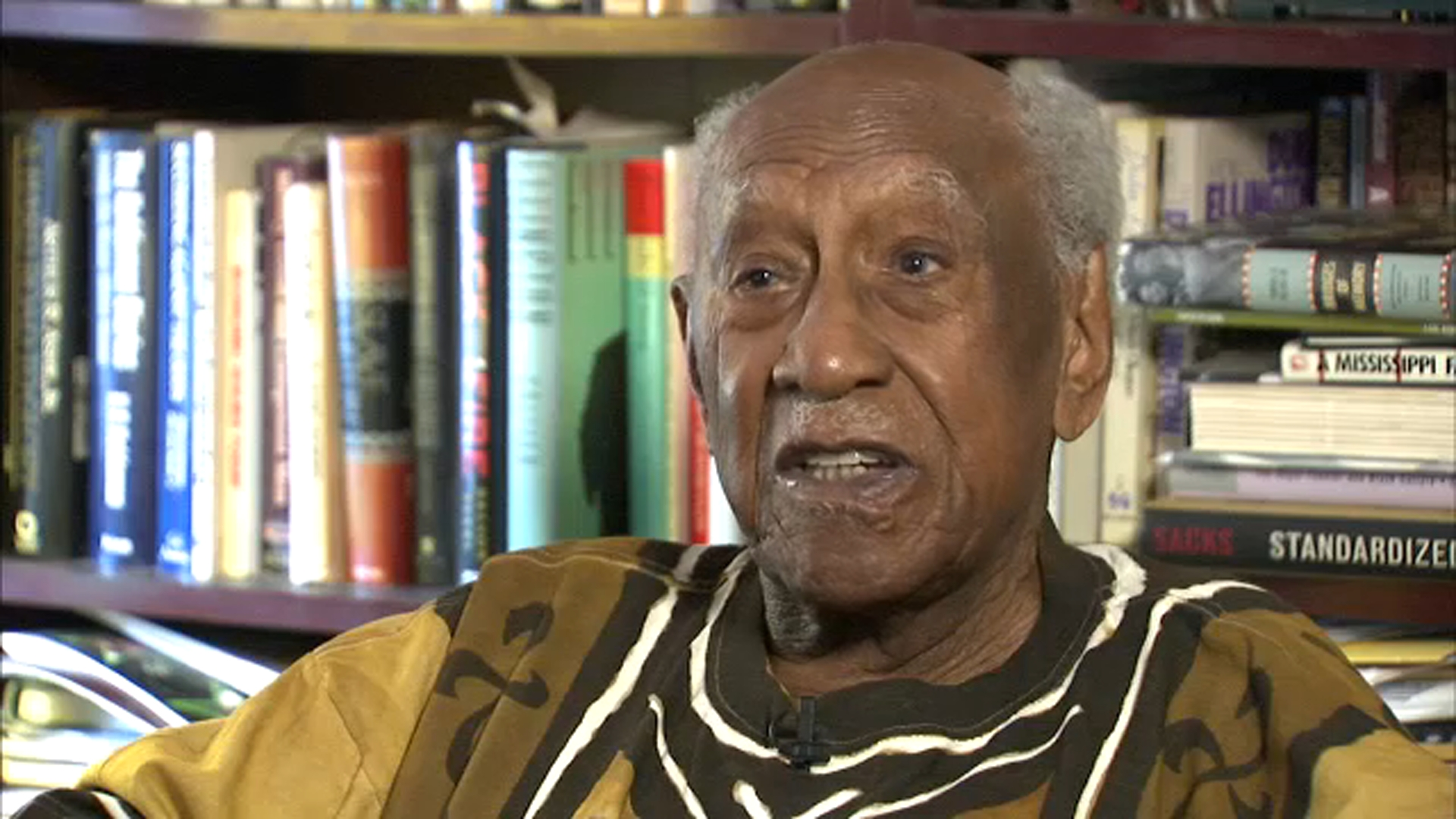 Chicago historian and decorated World War II veteran Timuel Black turns 100 this weekend.