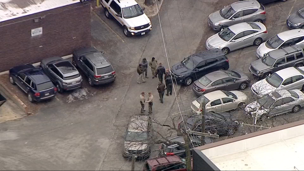 A federal agent reportedly missing out of northwest suburban Arlington Heights was located Thursday morning on Chicagos Near West Side.