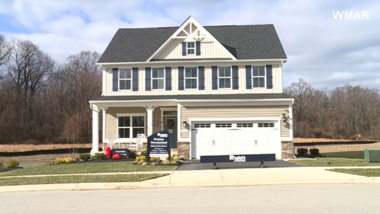 An 18-year old was arrested and charged with murder after a salesman was found dead inside a model home in Hanover, Maryland.