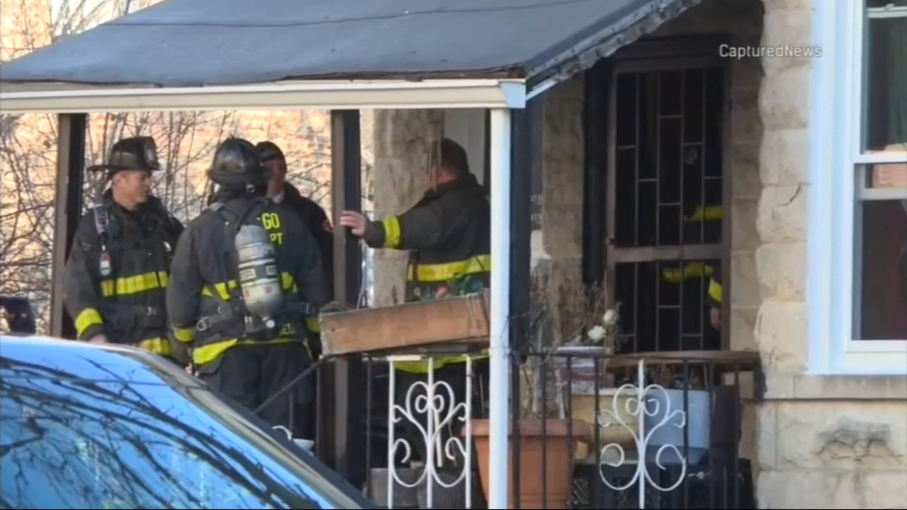A woman in her 80s and a child were among nine people hospitalized due to high levels of carbon monoxide.