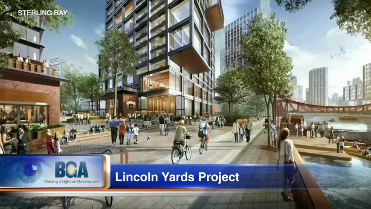 Our Weekend Watch shines a light on the Lincoln Yards Project.