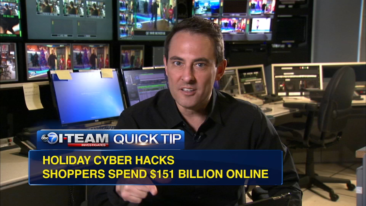 Quick Tip: Holiday cyber hacks