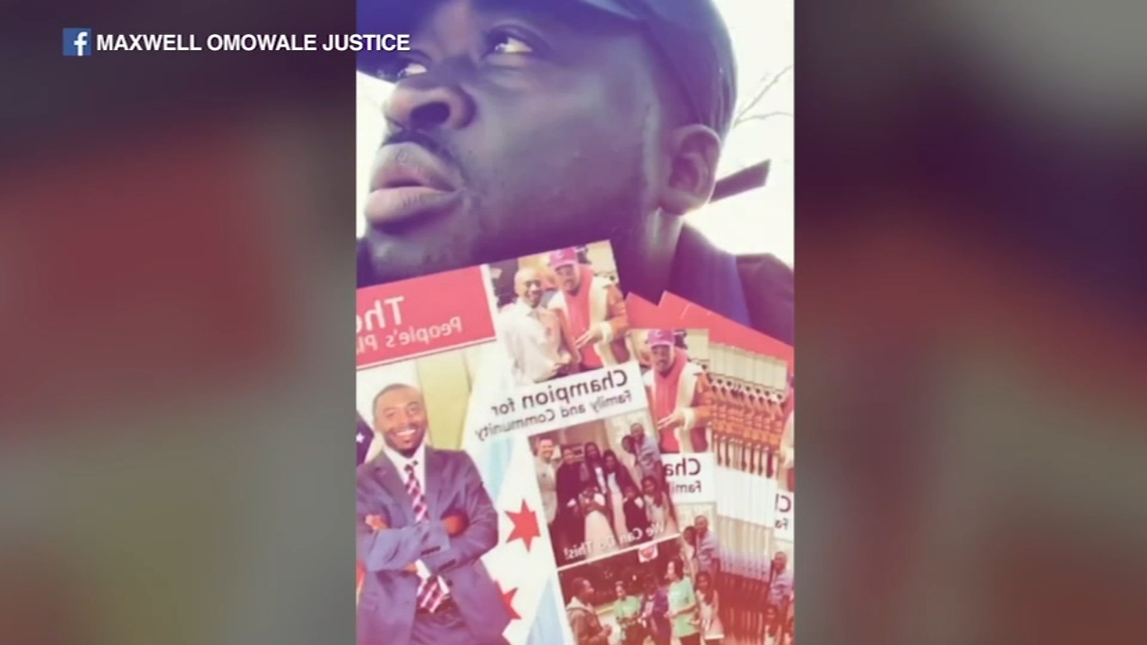 A man was shot in the leg Sunday afternoon while campaigning for Joseph Williams, who is running for alderman in Chicagos 15th Ward.