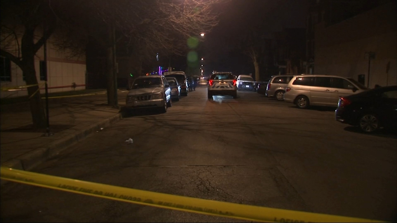 A man was shot and killed in Chicagos Little Village neighborhood Sunday night.