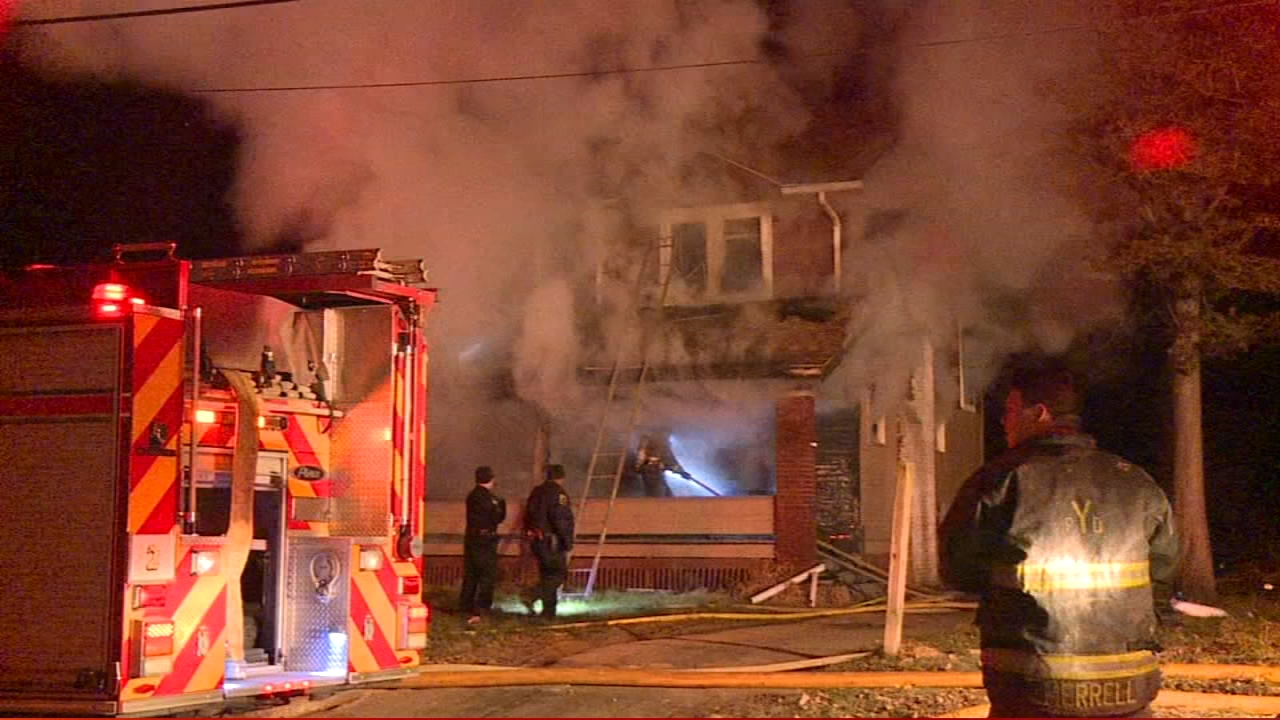 Five children were killed in a house fire in Youngstown, Ohio Sunday night, official said.