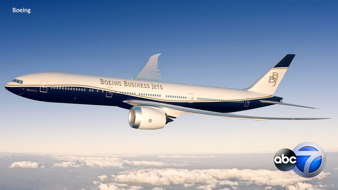 Boeing has announced the launch of a new business jet model that can fly more than half way around the world without stopping.