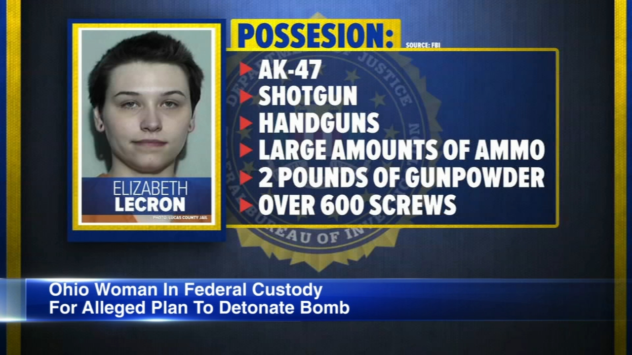 On Monday, federal authorities announced the arrests of a man and a woman in connection to plotting two separate attacks in Ohio in concert with undercover agents.