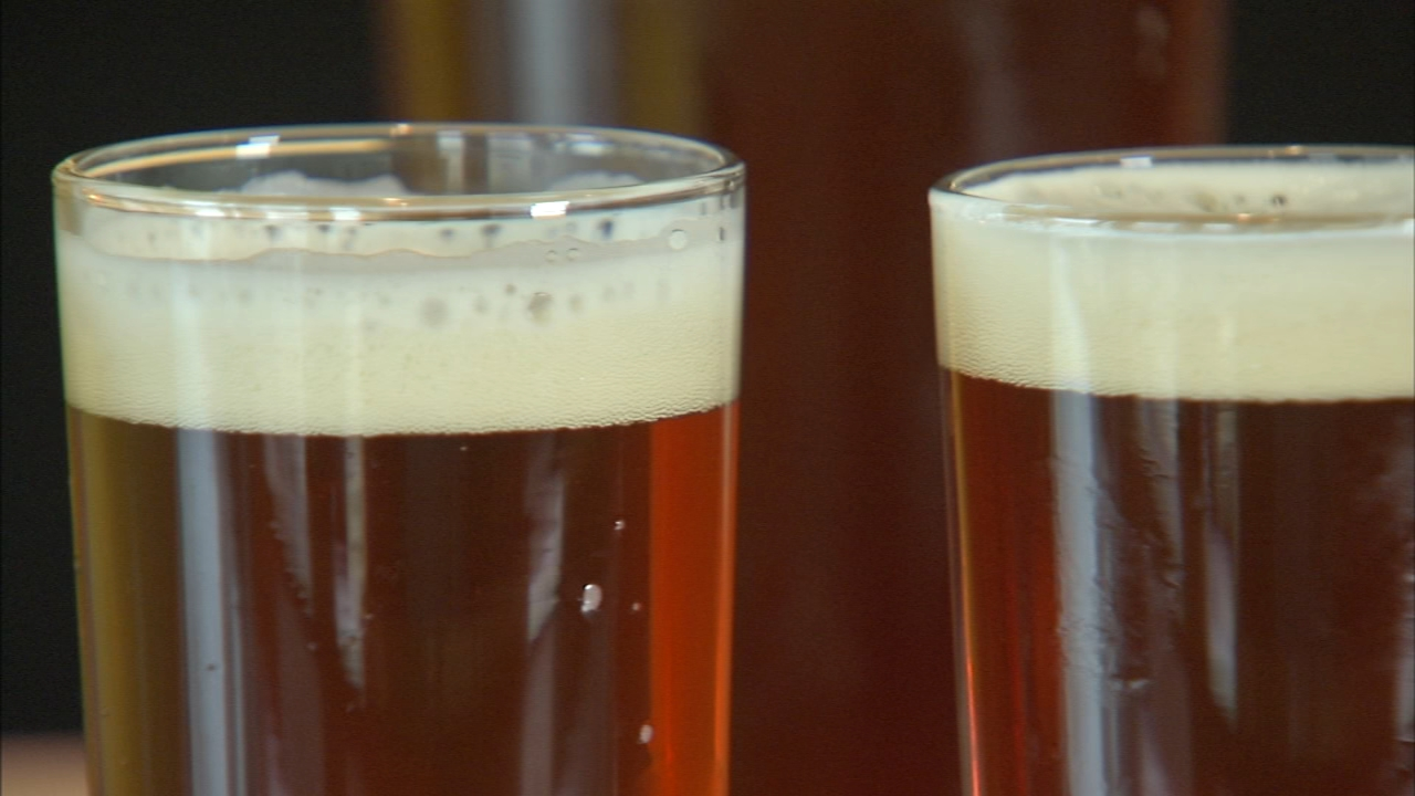 Chicago now has the most breweries of any city in the United States.