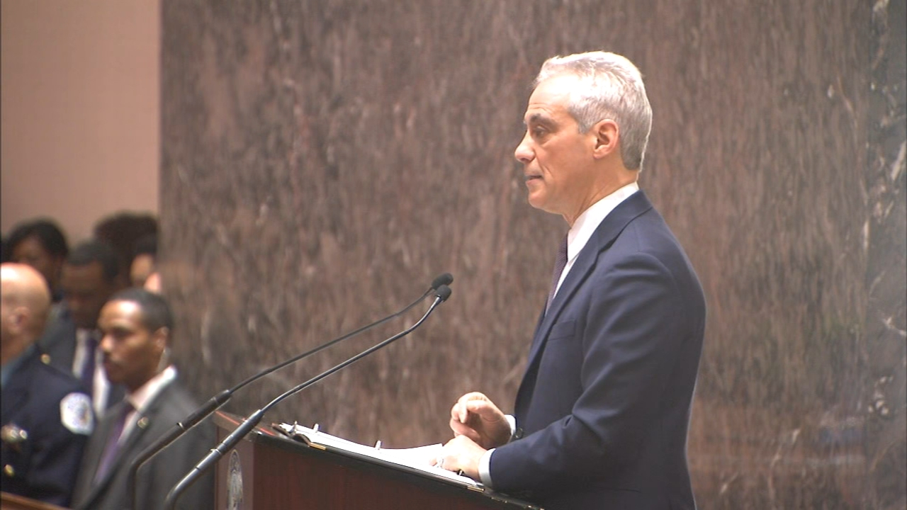 Mayor Emanuel is not only pushing forward to legalize recreational marijuana but also working to open a new Chicago casino, as he tries to find ways to stop mounting pension proble