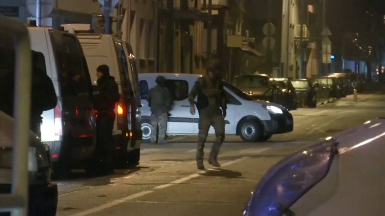 The manhunt continues Wednesday for the gunman who opened fire in France at a Christmas market.