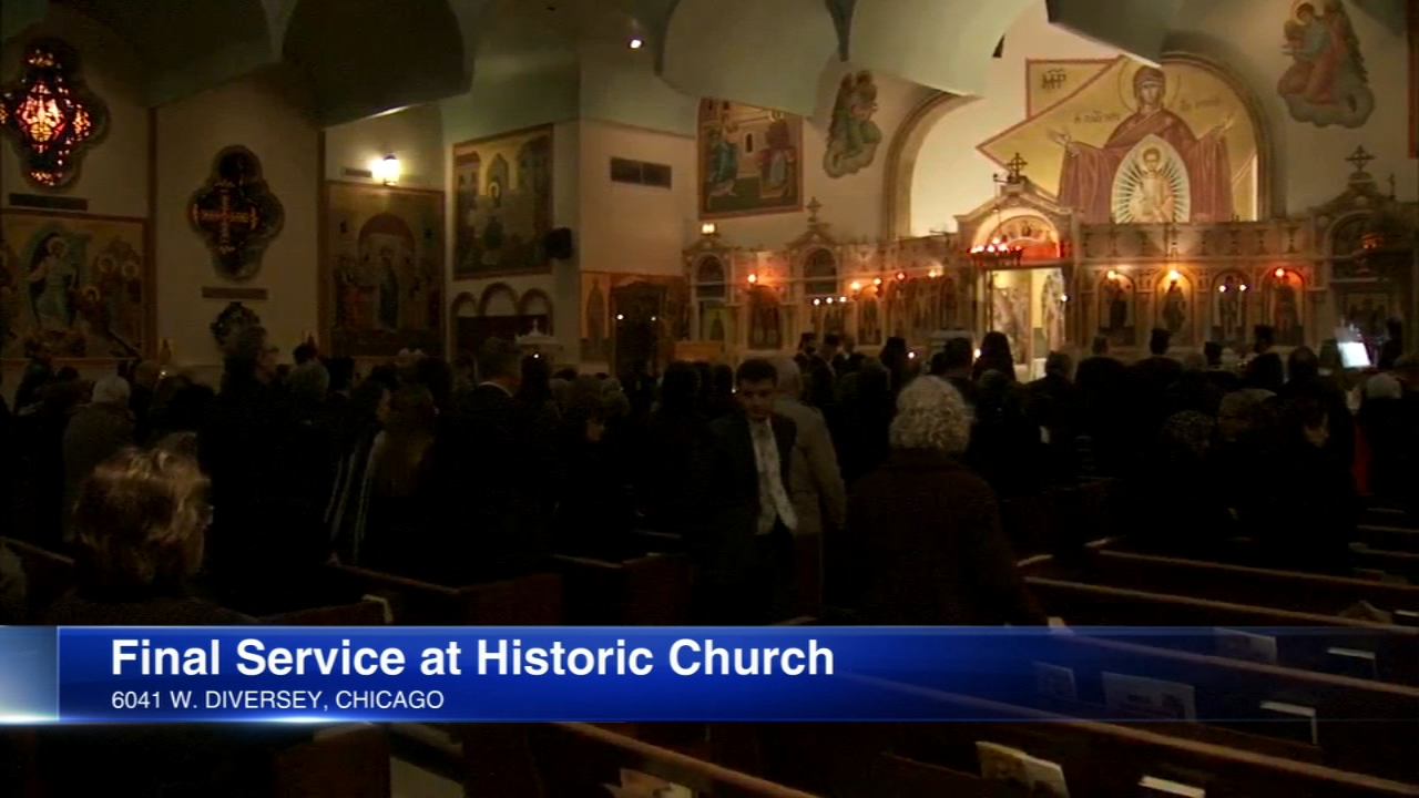 Worshippers at a historic church on the Northwest Side said they're praying for a Christmas miracle, and hope Thursday night's service won't be their last.