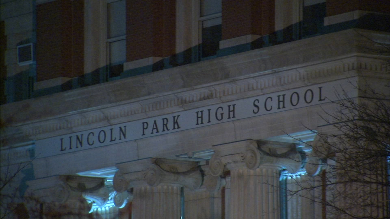 Extra security is in place at Lincoln Park High School Thursday after a threat was discovered.