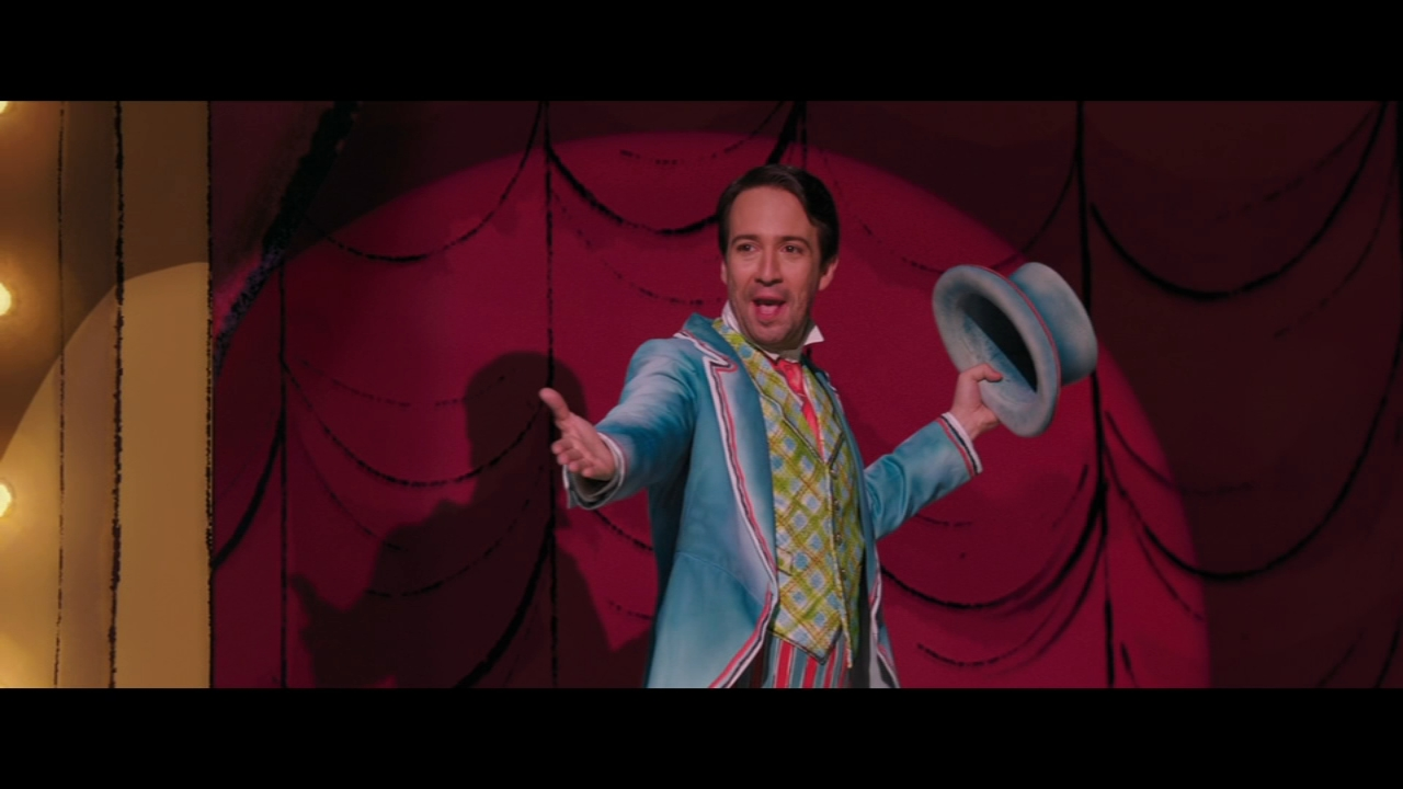 Mary Poppins Returns features Lin-Manuel Miranda, the man who brought Alexander Hamilton to life in Hamilton: An American Musical.