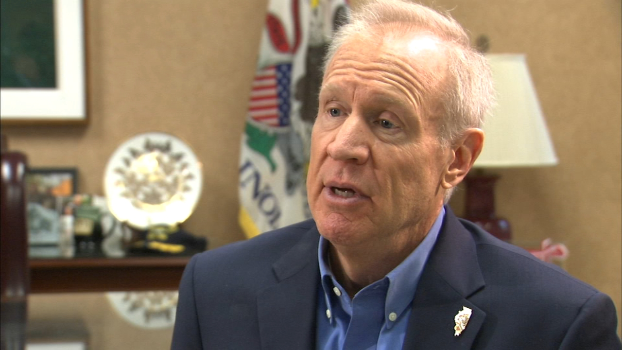 In an exclusive interview with ABC7 Governor Bruce Rauner made a stunning revelation that he considered not running for reelection and tried to find replacements.